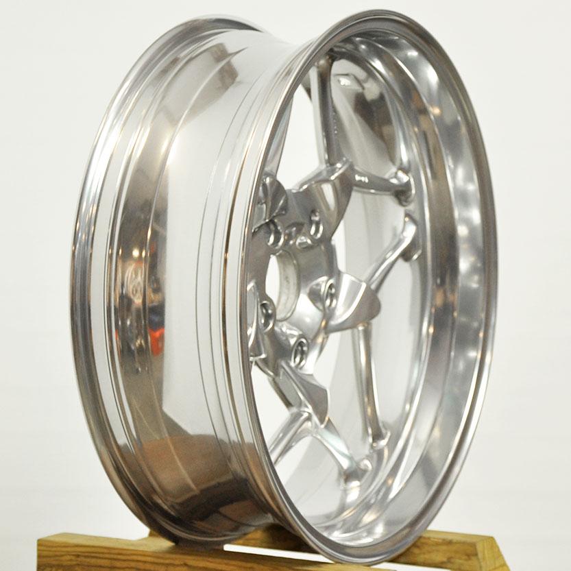 Полировка дисков до зеркального блеска