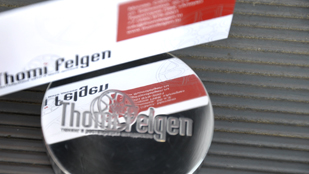 полировка колпачков для автомобильных дисков