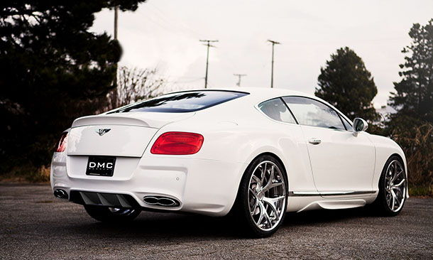 Тюнинг Bentley Continental GT