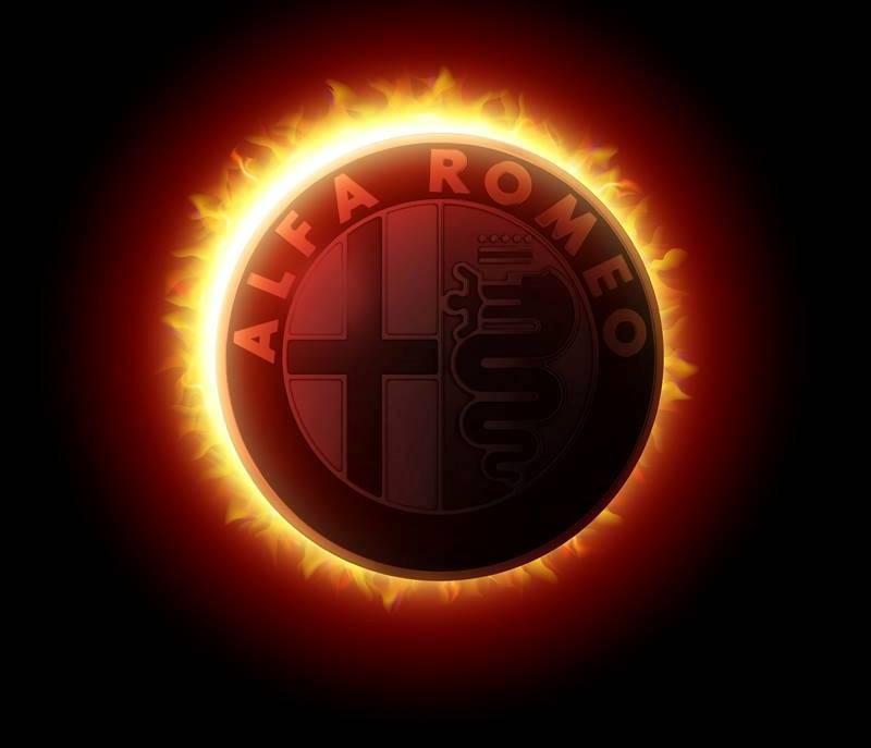 Солнечное затмение 2015 от Альфа Ромео