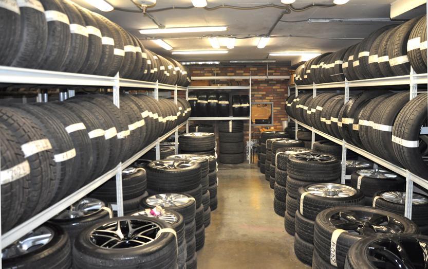 хранение шин стеллажи